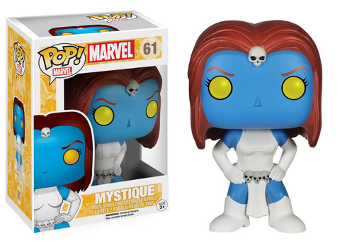 POP Marvel: #61 Mystique
