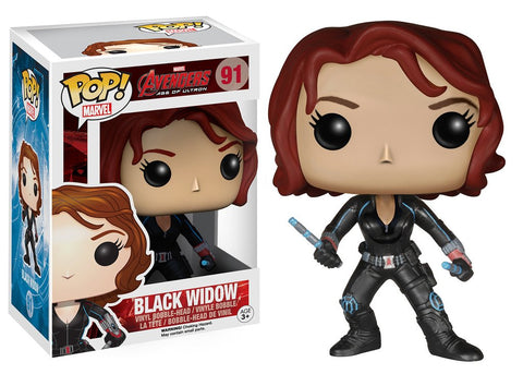 POP Marvel;#91 Avengers Age of Ultron Black Widow