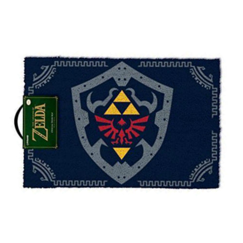 Legend of Zelda Shield Door Mat