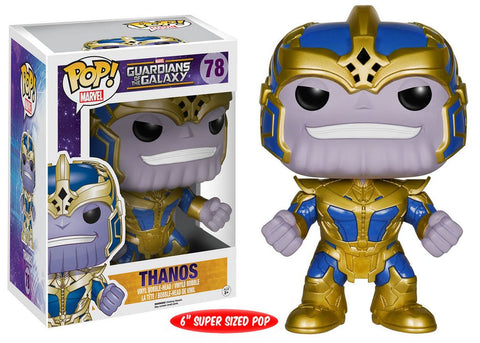 POP Marvel:#78 Thanos6 Oversized