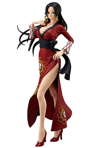 One Piece Stampede Glitter & Glamours Boa Hancock (B)