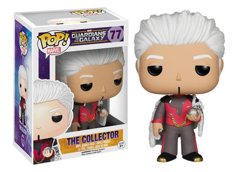 POP Marvel:#77 The Collector