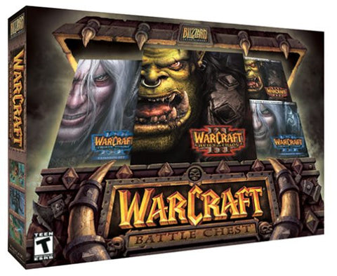 WarCraft III Battlechest- PC