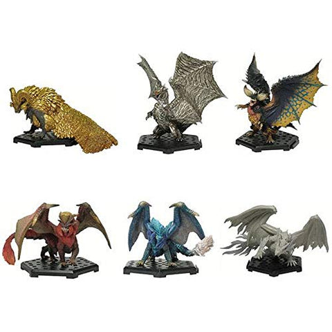 Capcom Figure Builder Monster Hunter Plus Vol 13