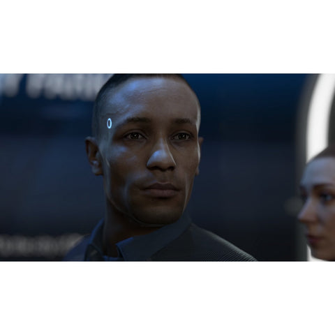 PS4 Detroit Become Human (R3) Value_Selection