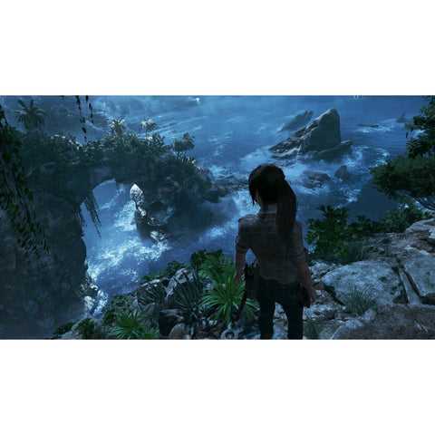 PS4 Shadow of the Tomb Raider Regular (R1)