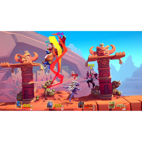 PS4 Brawlout Deluxe (R3) (Promo End 4 October 2020)