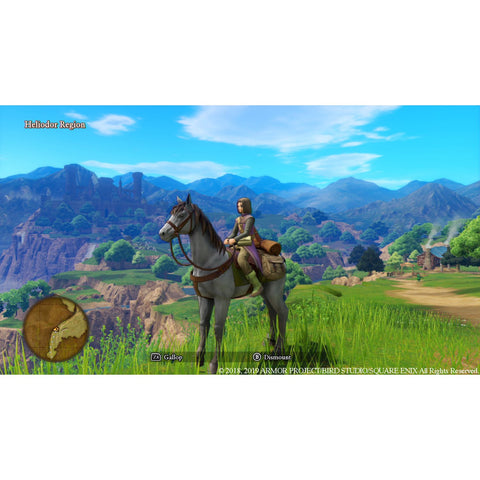 Dragon Quest XI S: Echoes of an Elusive Age - Definitive Edition (EU)