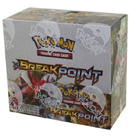 Pokemon XY9 BreakPoints Booster