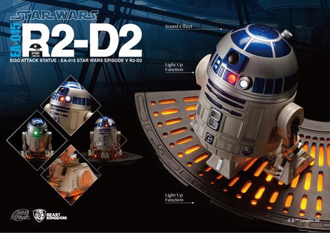 Egg Attack Star Wars R2-D2 (EA-015)