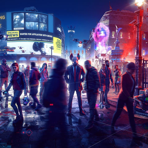 PS5 Watch Dogs Legion (US)