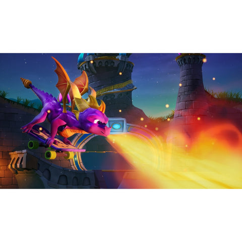 Nintendo Switch Spyro Reignited Trilogy (Local)