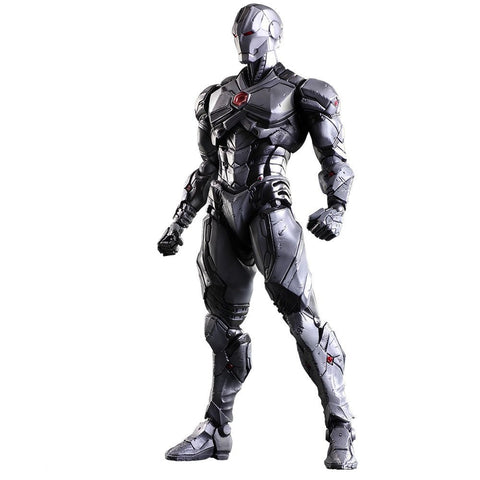 Marvel Universe Iron Man Variant Play Arts Kai [Silver]