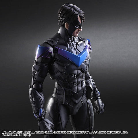 Batman Arkham Knight - Nightwing Play Arts Kai Action Figure