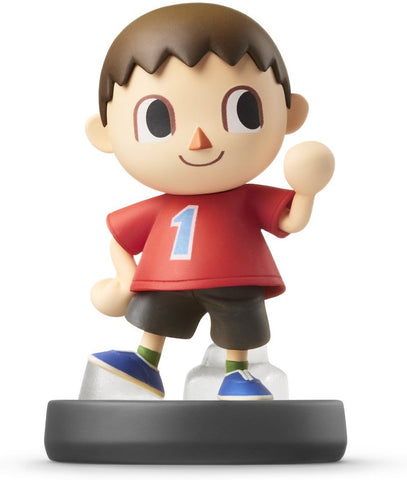 Amiibo Super Smash Bros Villager