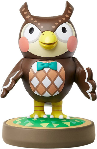 Amiibo Blathers (Animal crossing series)