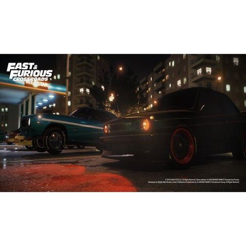 PS4 Fast & Furious Crossroads (R3)