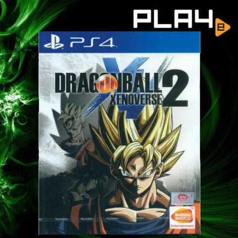 PS4 Dragonball Xenoverse 2 (English)
