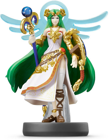 Amiibo Super Smash Bros Palutena