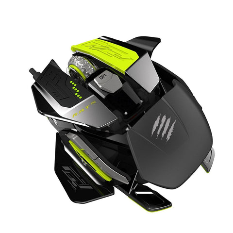 MCZ RAT Pro X Gaming Mouse AVG