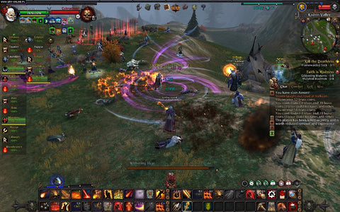 PC Warhammer Online Age of Reckoning