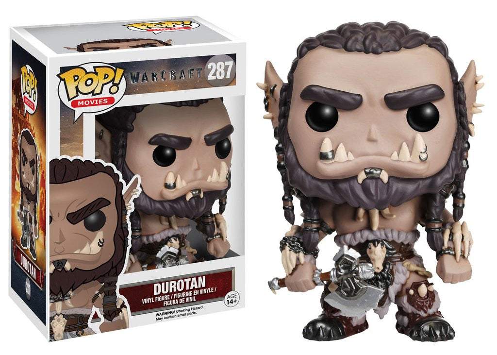 POP Movies: Warcraft #287 Durotan