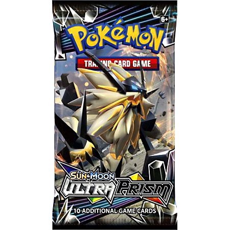 Pokemon SM5 Ultra Prism Booster