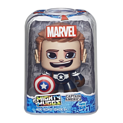 Mighty Muggs  Marvel Captain America #10
