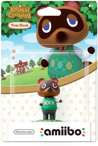 Amiibo Tom Nook (Animal Crossing)