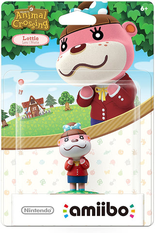 Amiibo Lottie (Animal Crossing Series)