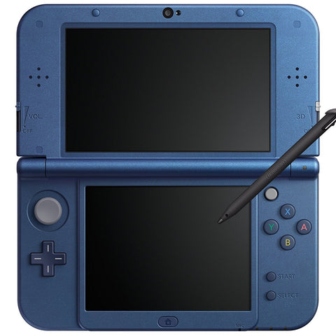 New 3DS XL Metallic Blue Asia