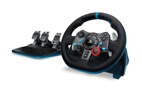 G29 Driving Force Racing Wheel + Driving Force Shifter