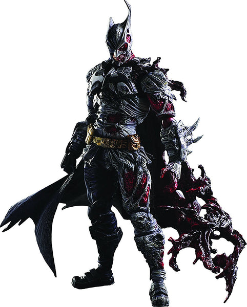 Square Enix DC Comics Variant Play Arts Kai Batman Rogues Gallery: Two-Face Action Figure