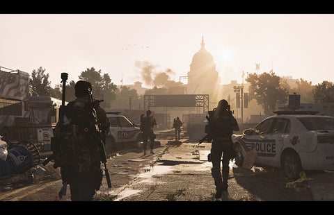 PS4 The Division 2 Washington Dc Edition