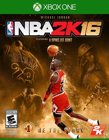 NBA2k16 MJ Special Xbox One