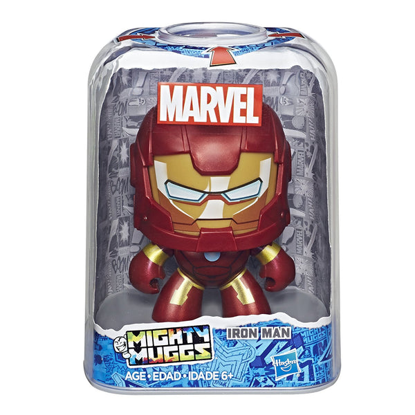 Mighty Muggs Marvel Iron Man