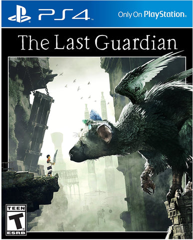 The Last Guardian R3/PS4/ENG,CHN