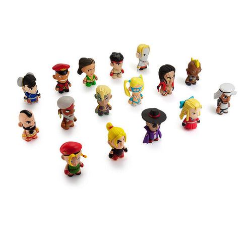 Street Fighter V Mini-Figure Series blind box