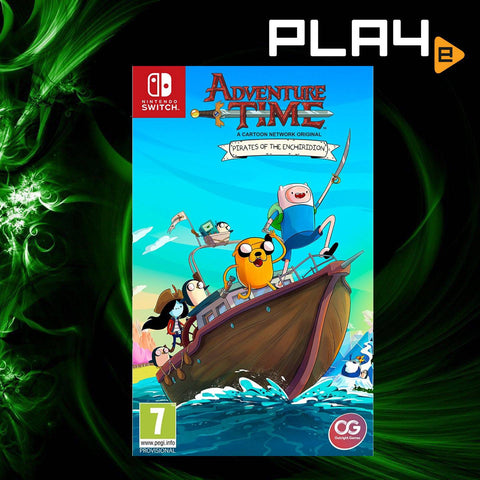 Nintendo Switch Adventure Time Pirates of the Enchiridion (R2)