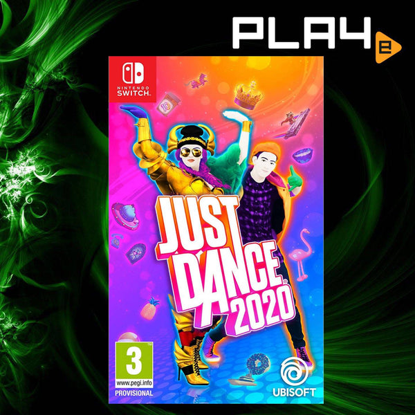 Nintendo Switch Just Dance 2020 (Local)