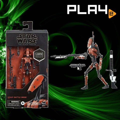 Star Wars The Black Series GG Heavy Battle Droid