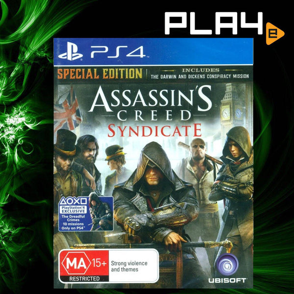 PS4 Assassin's Creed Syndicate (R4)