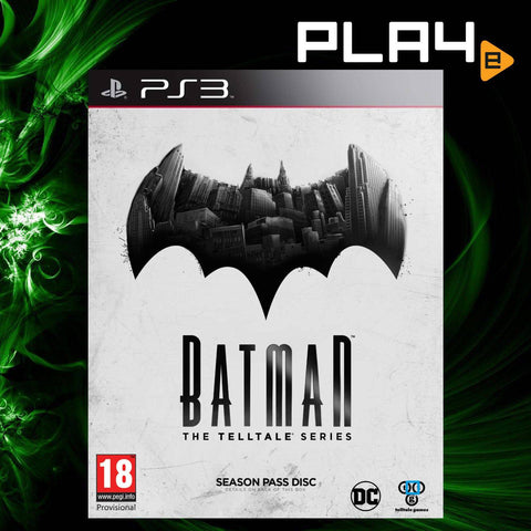 PS3 Batman The Telltale Series