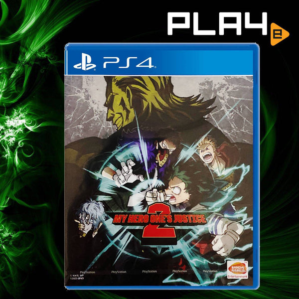 PS4 My Hero One's Justice 2 (R3)