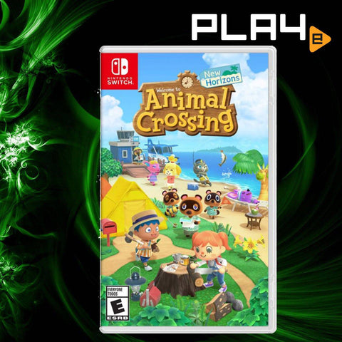 Nintendo Switch Animal Crossing: New Horizons (US/Local)