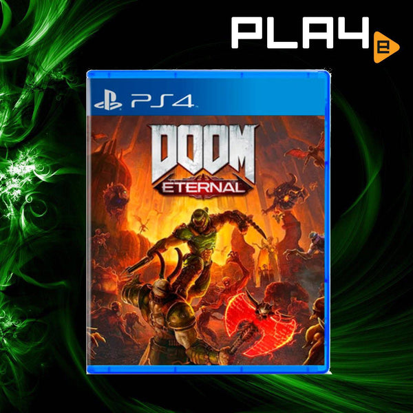 PS4 DOOM Eternal Regular (R3)