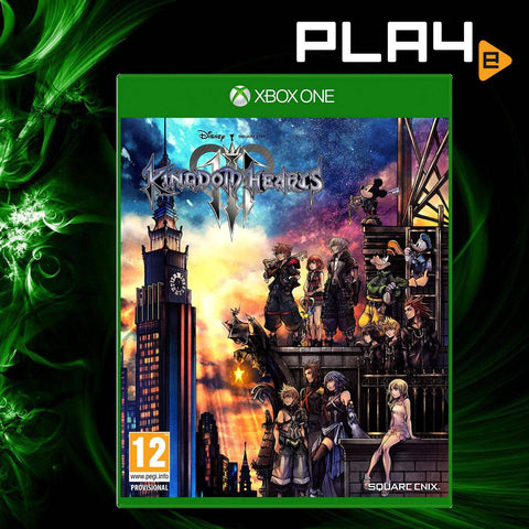 XBox One Kingdom Hearts 3 (EU)