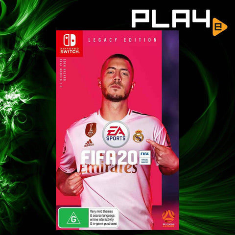 Nintendo Switch Fifa 20 (AU)