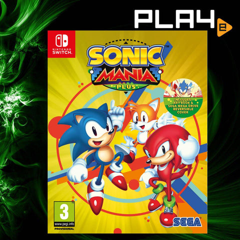 Nintendo Switch Sonic Mania Plus LE (EU)