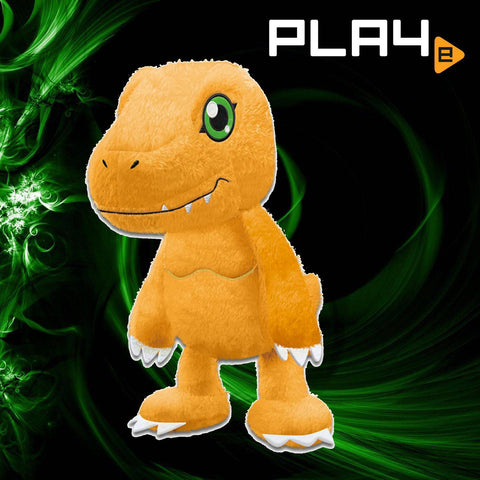 "Digimon Last Evolution Agumon 12"" Plush"